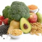 high fiber food